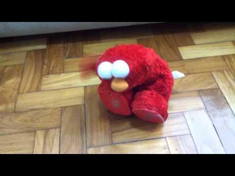 Elmo Cócegas (Tickle Me Elmo) - Elmo T.M.X. Fisher Price