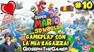 Super Mario 3D World Gameplay Con La Mia Ragazza