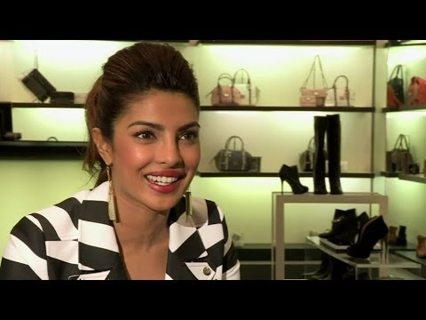 BOLLYWOOD STAR PRIYANKA CHOPRA TALKS FILMS & POP MUSIC - BBC NEWS