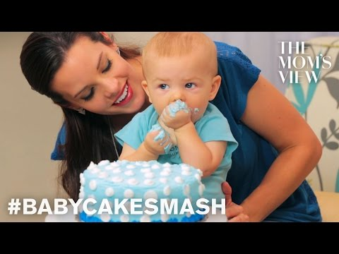 #BABYCAKESMASH on The Mom's View Coming THIS Thursday!