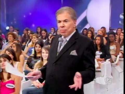 Silvio Santos provoca Patricia Abravanel