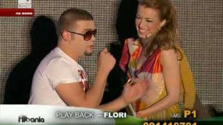 "Flori ""Playback"" At Balkan Music Awards 2010 (HQ)"