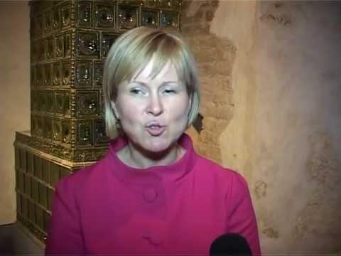 Смотреть видео Вентспилс посетил министр Культуры