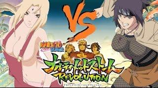 Naruto Ultimate Ninja Storm Revolution: Unlock All