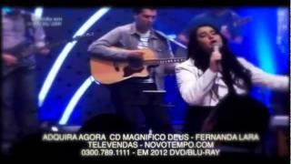 FERNANDA LARA CLIP EU TENHO QUE ORAR DVD/BLURAY CAIXA