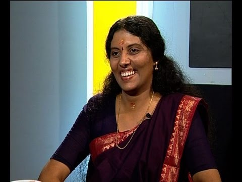 Haritha V Kumar in On Record  6th May 2013Part 1     