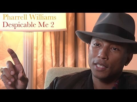 DP/30: Pharrell Williams on his music for Despicable Me 2