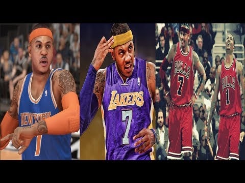 NBA - Carmelo Anthony To Decide VERY SOON! BULLS, LAKERS, OR KNICKS!
