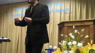 EVA.Binyam Hussen Preaching part 10