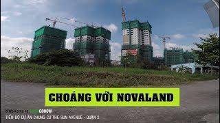 Tiến độ dự án CC The Sun Avenue, Mai Chí Thọ, An Phú, Quận 2 - Land Go Now ✔
