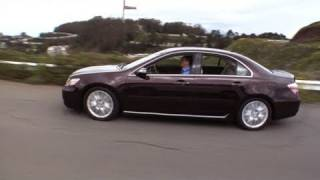 2012 Acura RL Test Drive & Luxury Car Video Review videos