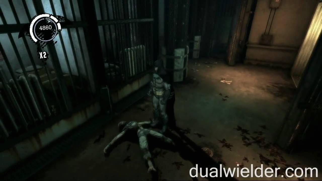 Batman Arkham Asylum Walkthrough Part 6