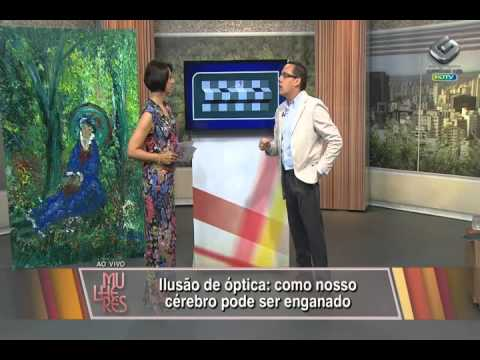 Dr. Leandro Teles - Gazeta - Mulheres 27/01/2014 - Ilusões de óptica