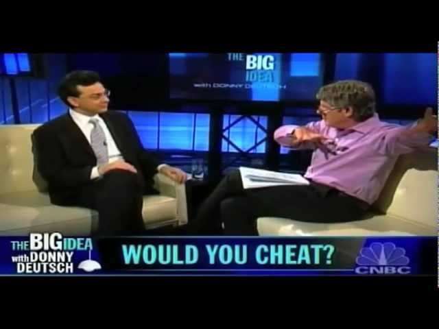The Psychology of Cheating: Donny Deutsch