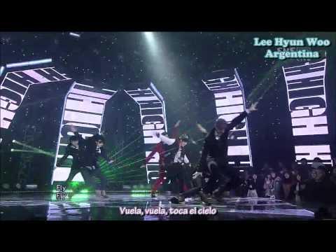 [SUB ESP] Lee Hyun Woo & Kwang Hee - High High LIVE 121216