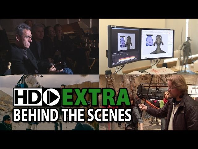 John Carter (2012) Behind the Scenes, Making of & B-Roll - Part1/4