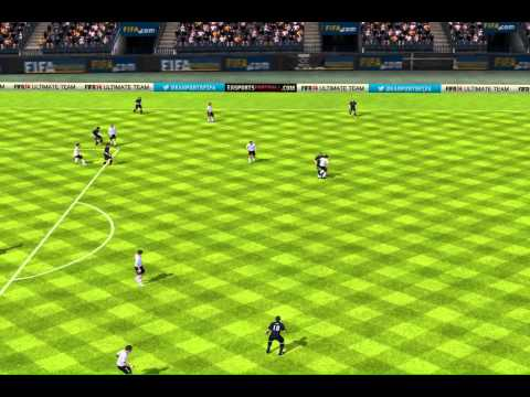 FIFA 14 iPhone/iPad - Inter Americano vs. Valencia CF