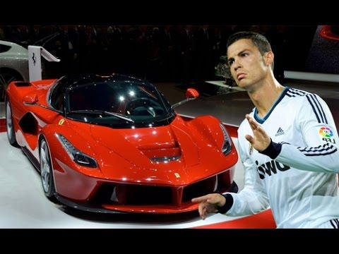 Sieu xe cua Ronaldo - nhac soi dong