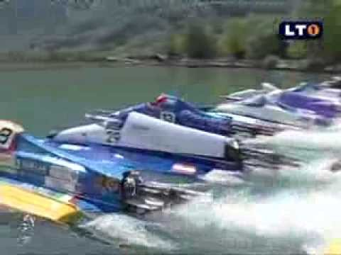Powerboat O-700 World C. O-350 European C. Unterach/Attersee 2005