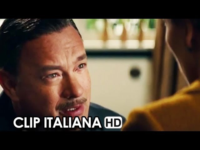 Saving Mr. Banks Clip Ufficiale Italiana 'Walt, deve chiamarmi Walt' (2014) - Tom Hanks Movie HD