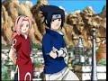 Sasuke And Sakura When You Look Me In The Eyes