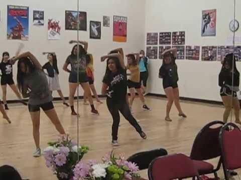 Arleta High School Dance Team Arleta Dance Team Stand