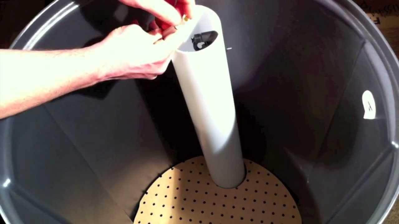 Water Softener Brine Tank Youtube