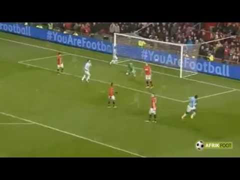 But Yaya Touré | Manchester United vs Manchester City 0-3 (Premier League)