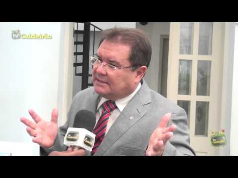 Vereador fala sobre a mudança do regimento interno e sobre a compra da prótese peniana