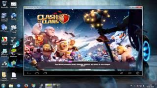 R Hani Prasetya Cara Memainkan COC Di Laptop Atau PC