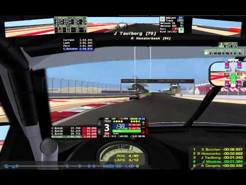 GPVWC World Sport Series Bahrain Round 1 Race 1