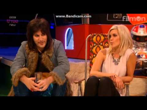 Ashley Roberts on Staying In With Greg And Russell