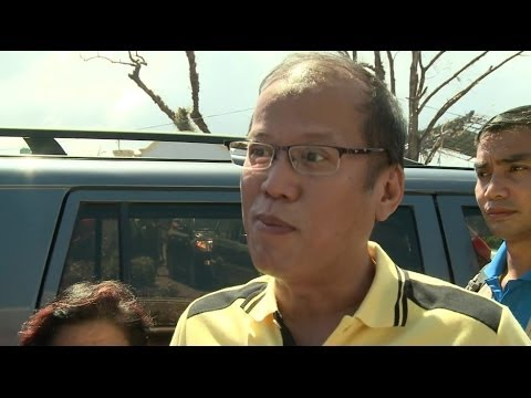 PRESIDENT AQUINO CRITICISES TYPHOON PREPARATIONS - BBC NEWS
