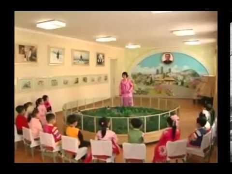 North Korea Life - Obama Will Bombing Korean Children