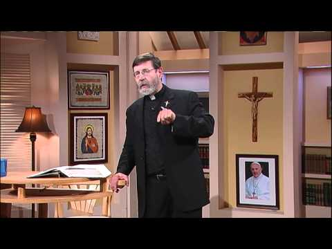 Threshold of Hope- 2013-12-3 - Fr. Mitch Pacwa SJ