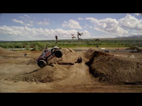 'Nitro Circus: The Movie' Trailer HD