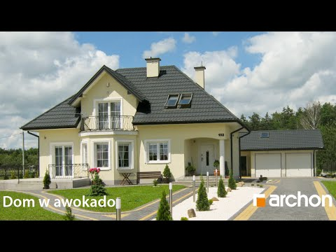 Dom w awokado - film z realizacji