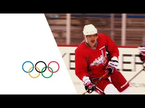 Alexander Ovechkin Wants To Win In Sochi | Sochi 2014 Winter Olympics