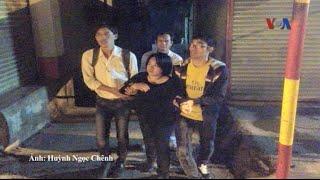 Nhà hoạt động công đoàn độc lập Việt Nam 'bị hành hung'