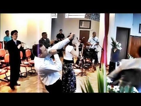 Quem te Pega é Jesus  2° Conveção Regional Igreja El Shaddai Compartilhe #