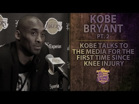 Lakers' Kobe Bryant Pokes Fun At Nick Young, Talks About The Test Of Achilles