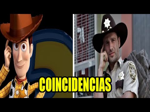 Las Asombrosas Coincidencias Entre Toy Story y The Walking Dead