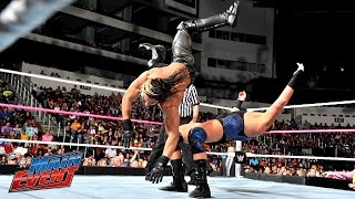 Jack Swagger vs. Seth Rollins: WWE Main Event, Oct. 21, 2014