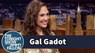 Gal Gadot Auditioned for Wonder Woman Without Knowing It