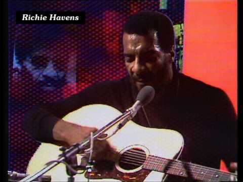 Richie Havens - Here Comes The Sun (live 1971) HQ