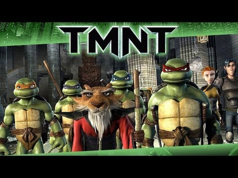 Teenage Mutant Ninja Turtles: Out of the Shadows - Primeira Gameplay - Xbox 360 / PS3
