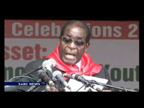 Robert Mugabe celebrated his 90th birthday