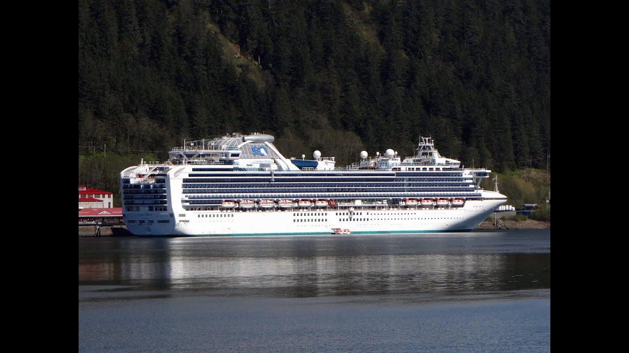 Sapphire Princess Cruise Ship Full Tour Review  YouTube