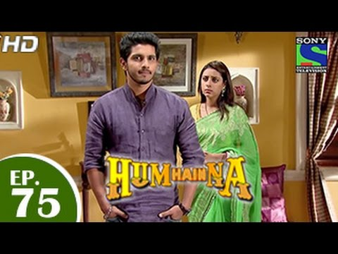 Hum Hai Na - हम है न - Episode 75 - 24th December 2014