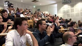 Tous Connectés, le speed dating de l\'entrepreneuriat étudiant Le 18 juin 2013 a eu lieu le deuxième édition du speed-dating entrepreneurial.L\'objectif de ce speed-dating était de donner la possibilité à des étudiants -- créateurs potentiels d\'entreprise, de présenter leur projet, plus ou moins abouti,